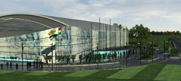 Audi Arena: nyitás novemberben
