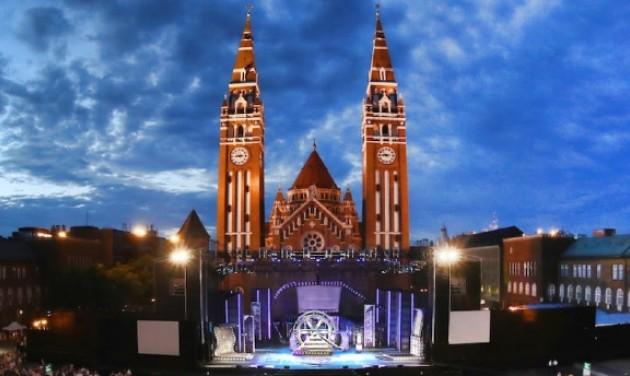 Több mint 66 ezren látták a Szegedi Szabadtéri Játékok idei produkcióit