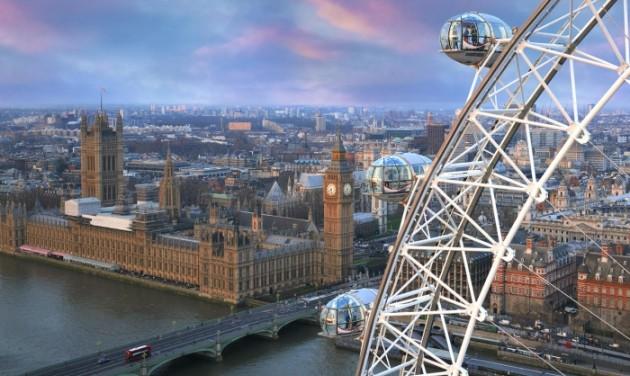 Az angol font gyengülése még vonzóbbá teszi Londont
