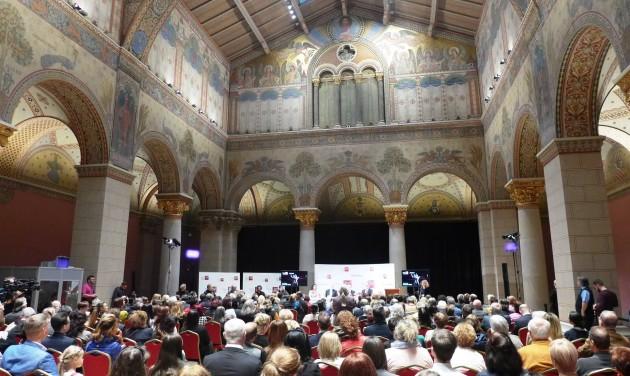 Michelangelóval nyílt meg a 39. Budapesti Tavaszi Fesztivál