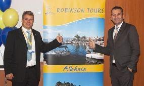 Robinson Tours katalógusbemutató és partnertalálkozó