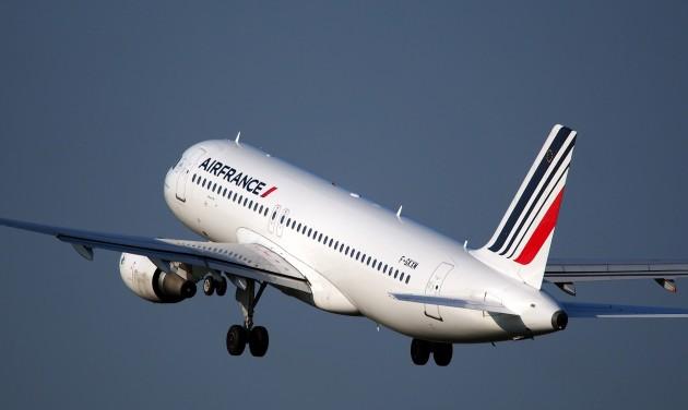 Folytatódik az Air France-sztrájk