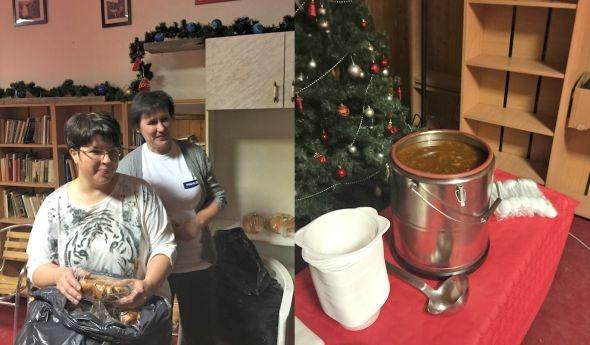 Ételt Karácsonyra - rászorulóknak segített a Mamaison Hotel Andrássy