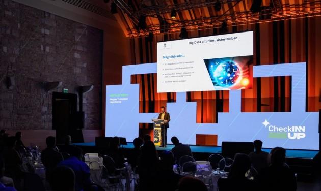 CheckINN UP – Teret nyernek a digitális megoldások a turizmusban