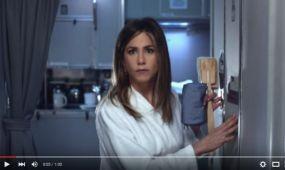 Jennifer Aniston az Emirates új kampányának arca - VIDEÓ