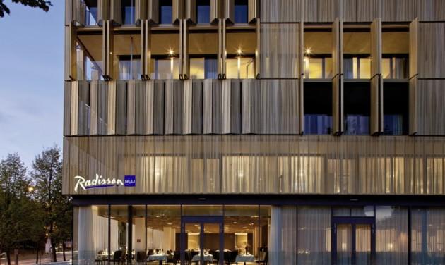 Megnyílt a második Radisson Blu szálloda Bécsben