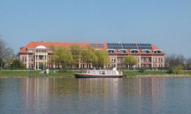 Az aranyifjakra koncentrál a Kék Duna Wellness Hotel****