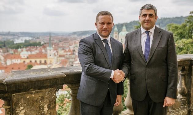 Rendkívüli ENSZ-nagyköveti posztot kapott Ujhelyi István