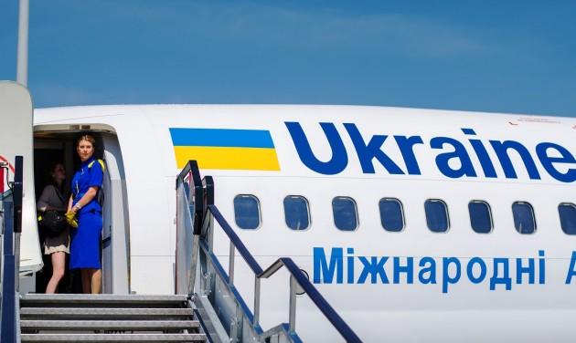 Elindult a Kijev-Budapest napi járat