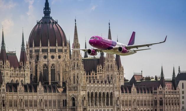 15 év a Wizz Airrel Budapesten: 31 millió utas, 14 repülő