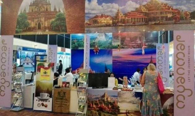 Idegenforgalmi vásár Kambodzsában magyar propagálással