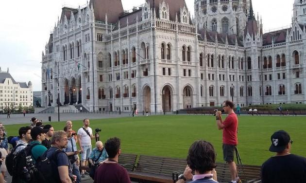 Budapesti fotóstúra világnagyságokkal