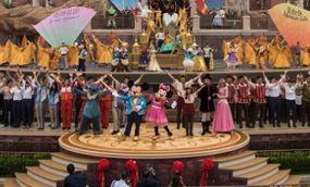 Minden eddiginél kreatívabb a sanghaji Disney-élménypark