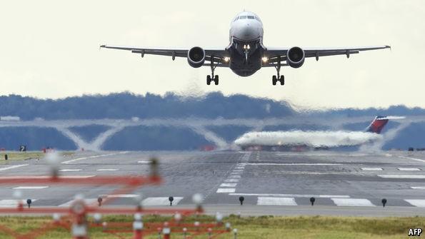 Nőtt a légiáru- és személyforgalom februárban