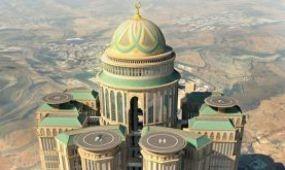 Mekkában épül a világ legnagyobb szállodája