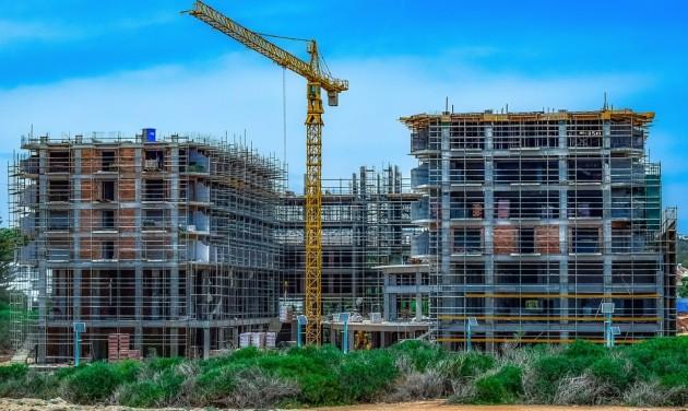 Az ingatlanfejlesztők szerint kevés az üres telek