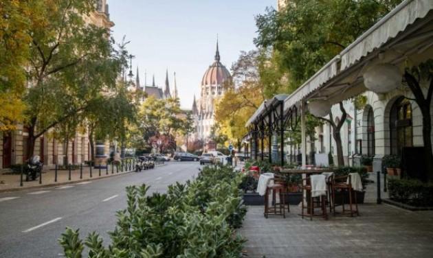 Budapest a TOP 10 európai úti cél között