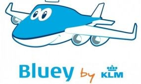 Egy kis repülő a KLM új animációs filmjének főszerelője