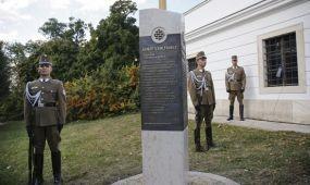 Nemzeti emlékhellyé avatták a nagycenki Széchenyi-kastélyt