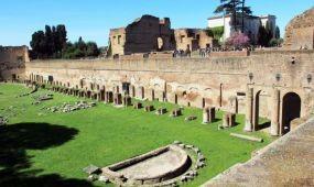 Látogatható Domitianus stadionja Rómában