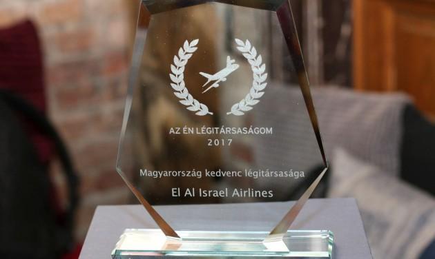Az El Al lett Az év légitársasága