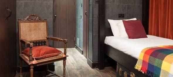 Harry Potter témájú hotel nyílt Londonban