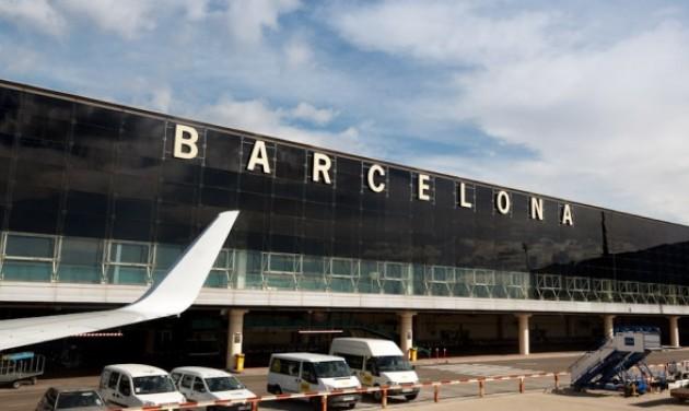 Helyreállt a rend, de még erős a forgalom a barcelonai reptéren
