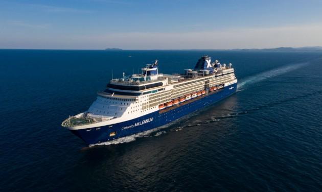Karibi úttal tér vissza a Celebrity Cruises