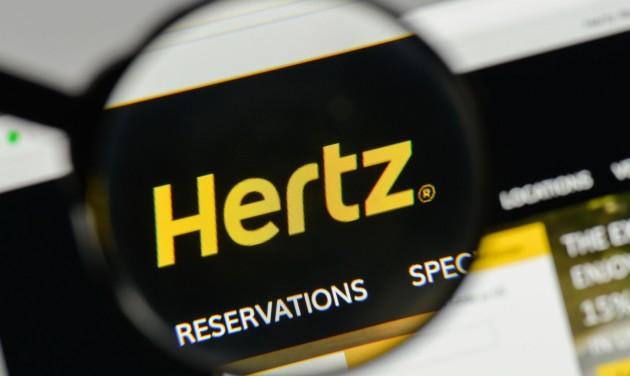 Csődvédelembe menekült Amerikában a Hertz (frissítve)