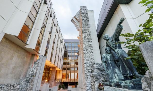 A Hilton Budapest Magyarország vezető szállodája
