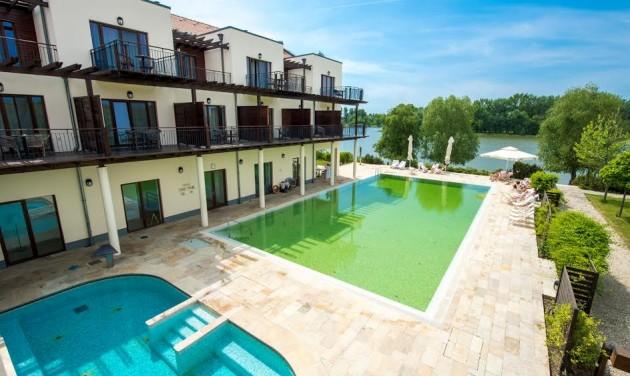 Fejlesztések a Tisza Balneum Hotelben