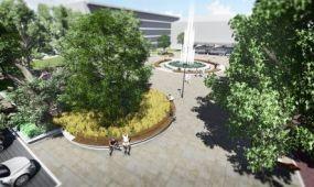 Egymilliárd forintból fejlesztik Békéscsaba belvárosát
