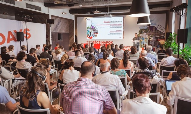 Aktuális városi kihívások a Bécs Napokon