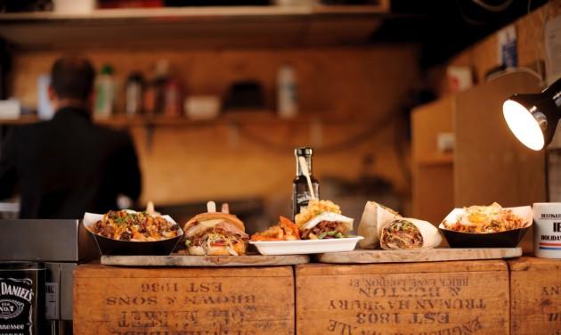 Nemzetközi Street Food Fesztivál lesz az Andrássy úton
