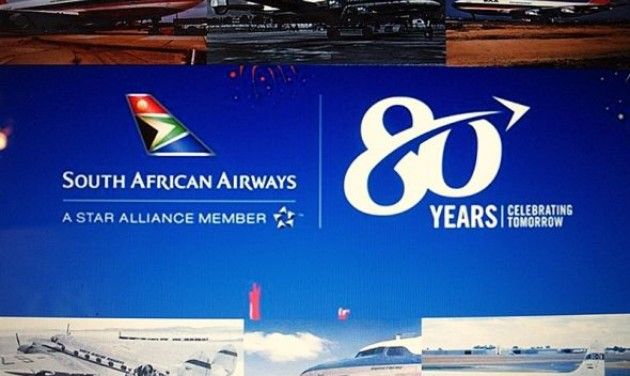 20 és 80 Dél-Afrikában