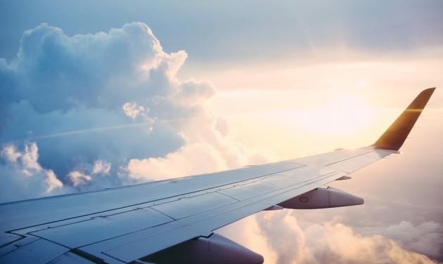 Minden rekordot megdöntött a légi forgalom