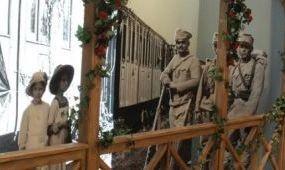 Az I. világháborúról nyílt állandó kiállítás