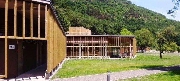 Befejeződtek a Szentkúti Nemzeti Kegyhely zarándokturisztikai projektjének építési munkálatai