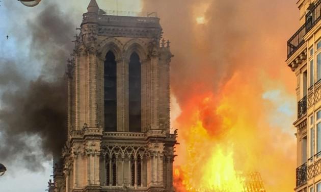 Megmaradtak a Notre Dame kincsei