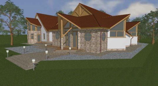 Új látogatóközpontot építenek Mátrafüreden