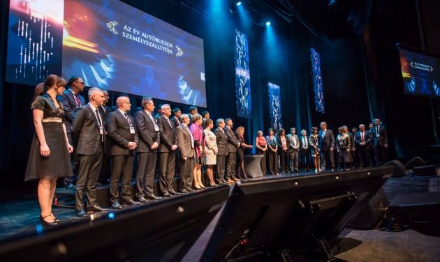 Évadnyitó és díjátadó – íme a szakma legjobbjai