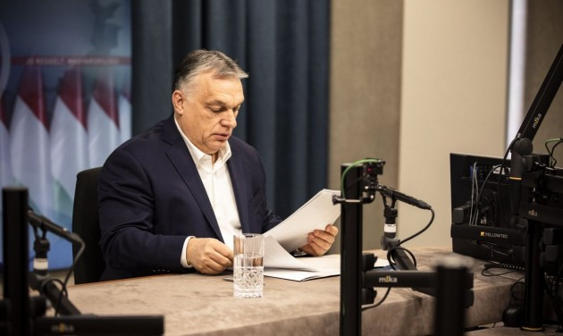 Orbán: Maradnak a korlátozások, 2,5 millió oltottnál kezdődhet a nyitás