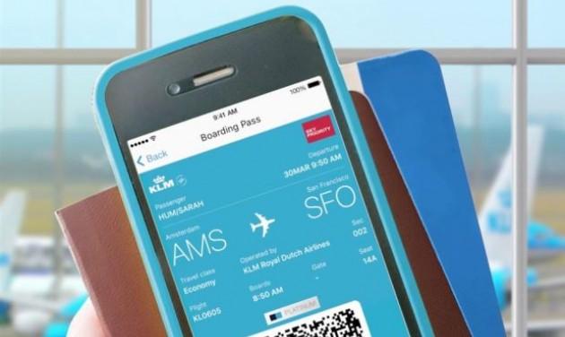 Twitteren és Wechaten is kérhetik repjegyüket a KLM utasai
