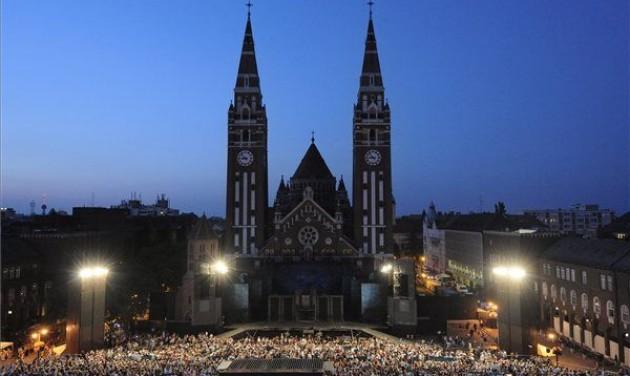 Indul a Szegedi Szabadtéri Játékok idei évada