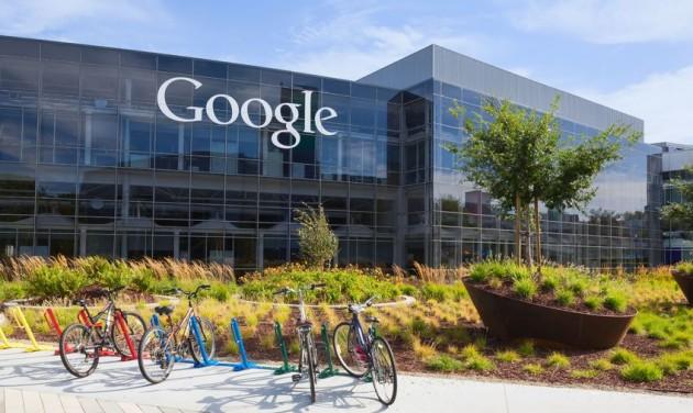 Az amerikai igazságügyi minisztérium pert indít a Google ellen