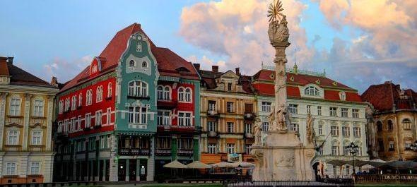 Temesvár lesz 2021-ben Európa egyik kulturális fővárosa