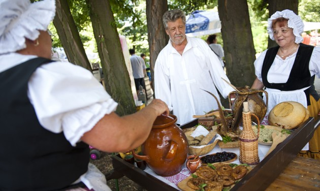 Hétvégi programajánló: Barokk Ételfőző Fesztivál Fertődön