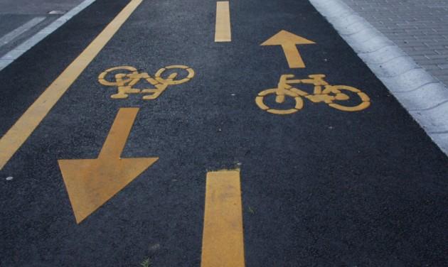 11 milliárd a kerékpáros úthálózat fejlesztésére