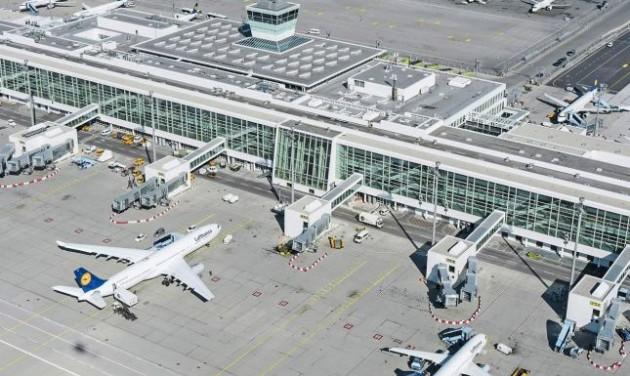 München repülőtere Ázsiára összpontosít