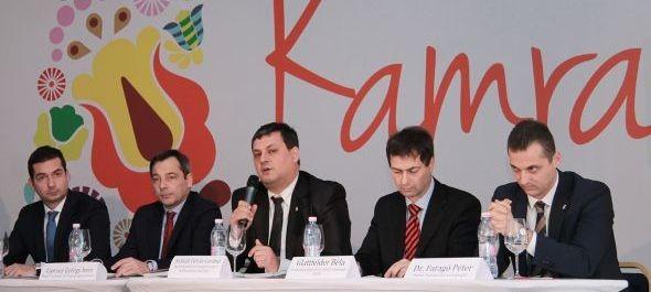Magyar élelmiszereket népszerűsít a Magyar Turizmus Zrt. Kamrapolc-programja